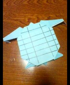 折り紙のナシゴレン